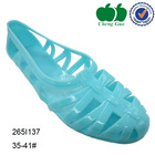 designer jelly woman sexy beach aqua shoes