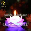 Paraffine cire belle artisanat bougies / bougies décoratives / fleur bougies