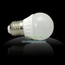 hot sale 3 watts Ceramic bright led g45 led manufacturers 110v 220v 2 years warranty