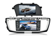 for honda accord 2013 car dvd touch screen gps