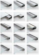 20 Years Aluminum Profile Manufacturer Aluminum Corner Led Profile