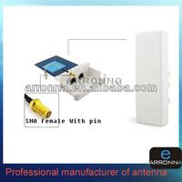 Hot sale 2.4ghz wifi wireless bridge rj45