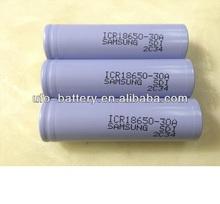 ICR18650 30A SAMSUNG 18650 3000mAh Lithium-ion Battery