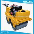 Alta eficiência hz-yl31 borracha rolo compactador de pneus para venda
