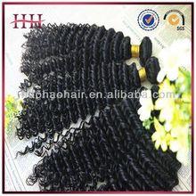 6A grade 100% Raw Natural black wholesale virgin x-pression hair weave