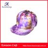 OEM Custom snapback Hats&Caps With Digital Printed
