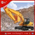 Excavadora parabrisas, Excavadora número de serie
