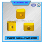 Cemented carbid inserts&Heavy Turning inserts