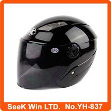 Women Motorbike motocross helmets motor cycle helmet open helmet cross YH-837.13