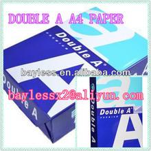 A4 Copy Paper Manufacture/Best Price A4 Copypaper Supplier