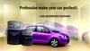 2k solid tinters/toners car paint 2k auto paint