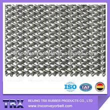 Balanced Weave Metal Conveyor Belts