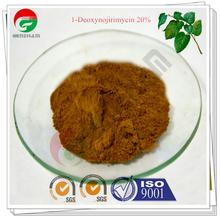 1-Deoxynojirimycin(DNJ) Mulberry Leaf Extract supplier