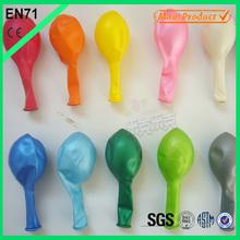 balloons party suplies / crazy balons metallic ballons