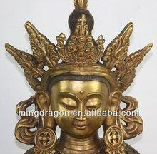 chinese antique bronze figurine