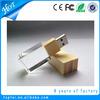 Best price shenzhen manufacturer crystal bulk 1gb usb flash drives