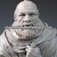 plastic human realistic china resin figure