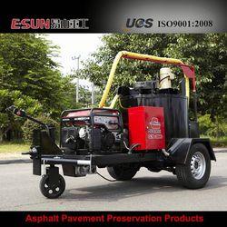 CLYG-ZS350 asphalt driveway seam patch melter/applicator