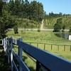 plastic ranch farm fence