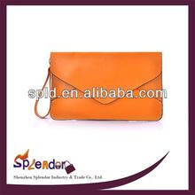 New simple change phone portable document envelope shoulder handbags evening bags