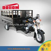 Hot quad cargo pedicab three wheel gasoline cargo tricycle