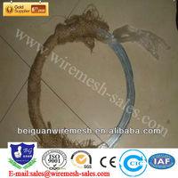 low price zinc coated electro galvanized iron wire Factory