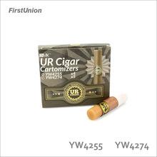 Beautifully boxed atomizer huge vapor YW 4274/YW 4255 soft nozzle cartomizer