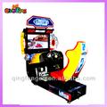 dinámica de video arcade juego de carreras de coches eléctricos para los niños en guangzhou