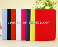 """Color PU Stand Leather Cover Case For Apple Ipad MINI 7""""tablet"""