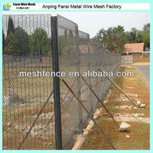 Anti cut anti climbing 358 security airport&prison fences(Fansi fence)