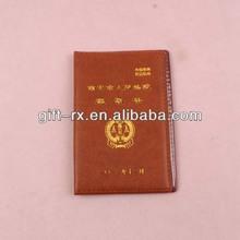 Promotional Soft Credit Card Holder Case