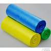 colorful biodegradable plastic garbage bag