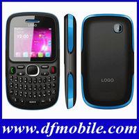 Mini Key 2.0 INCH QVGA TV Quad Band Dual SM Card GPRS WAP Unlocked Cheapest Mobilephone D101