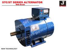ST/STC series brush alternator ac small alternators 240 V