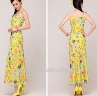 latest long summer stylish dresses