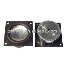 Newest 46mm*46mm 8ohm 3w hight quanlity speaker