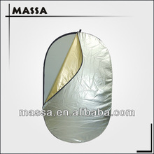 5 in 1 Weave Folded Round Photography Light Reflector