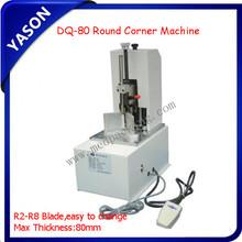 Round Corner Cutter Machine DQ-80