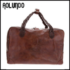 2014 New product Cowhide leather fashion travel duffel bag for men