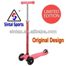 Children mini tri scooter(CE test reports)