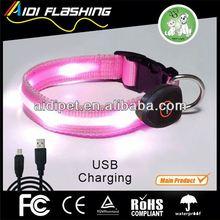 new design LED dog/pet collar