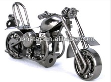 Promotional small decorative motorcycle model(HSD-MC-M36C)