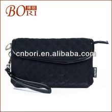 Fashion nylon travel cosmetic bags women cosmetic bag glitter
