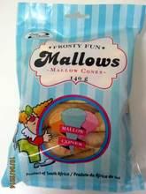 Luis Foods Ice Cream Cones & Marshmallows