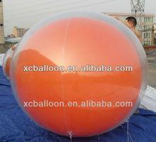 Giant 2m Diameter PVC Double Advertising Balloon