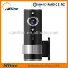 HD full 720p Wireless Wifi car black box , H.264 and 120 degree angle car dvr