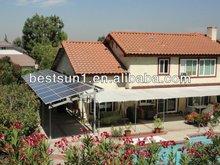 Bestsun 6020w high efficiency high watt power solar panel