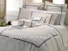 delux five star hotel bedding set