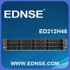 ED212 H48 2U 12 hdd bays sata/mini-sas EDNSE rack mount server chassis server computers case