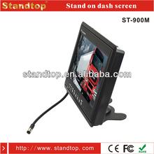 "in car lcd 9"" car pillow headrest monitor dvd player"